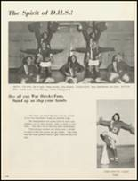 1972 Daleville High School Yearbook Page 148 & 149