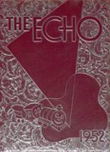 1952 Yearbook Central High School
