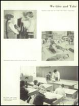 1965 Bloomfield High School Yearbook Page 10 & 11