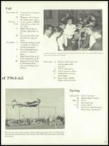 1965 Bloomfield High School Yearbook Page 16 & 17