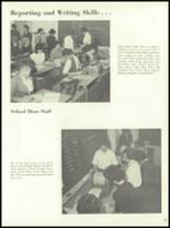 1965 Bloomfield High School Yearbook Page 32 & 33