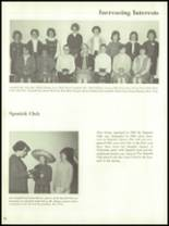 1965 Bloomfield High School Yearbook Page 34 & 35