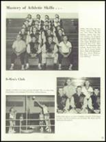 1965 Bloomfield High School Yearbook Page 36 & 37