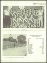 1965 Bloomfield High School Yearbook Page 52 & 53