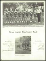 1965 Bloomfield High School Yearbook Page 54 & 55
