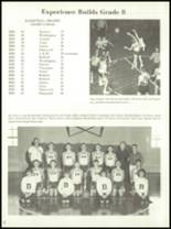 1965 Bloomfield High School Yearbook Page 56 & 57