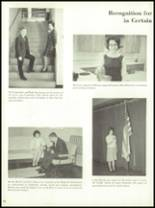 1965 Bloomfield High School Yearbook Page 68 & 69