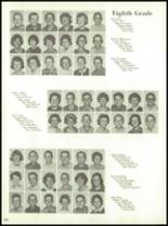 1965 Bloomfield High School Yearbook Page 112 & 113