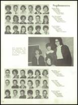 1965 Bloomfield High School Yearbook Page 116 & 117