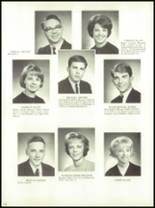 1965 Bloomfield High School Yearbook Page 122 & 123