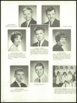 1965 Bloomfield High School Yearbook Page 124 & 125