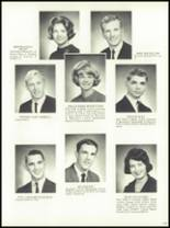 1965 Bloomfield High School Yearbook Page 126 & 127