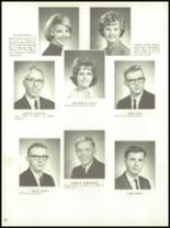 1965 Bloomfield High School Yearbook Page 132 & 133