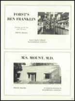 1965 Bloomfield High School Yearbook Page 150 & 151