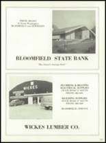 1965 Bloomfield High School Yearbook Page 154 & 155