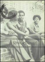 1979 Memphis Technical High School Yearbook Page 18 & 19