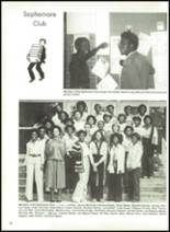1979 Memphis Technical High School Yearbook Page 98 & 99
