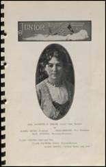 1915 Hennessey High School Yearbook Page 22 & 23