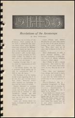 1915 Hennessey High School Yearbook Page 44 & 45