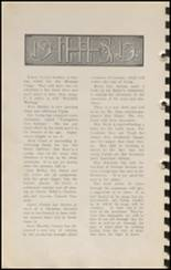 1915 Hennessey High School Yearbook Page 46 & 47
