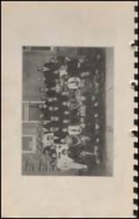 1915 Hennessey High School Yearbook Page 48 & 49