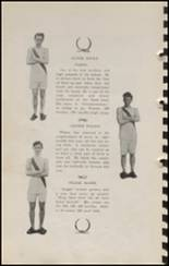 1915 Hennessey High School Yearbook Page 58 & 59