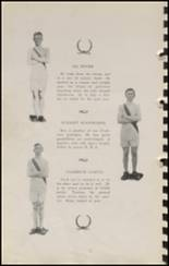 1915 Hennessey High School Yearbook Page 60 & 61