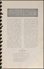1915 Hennessey High School Yearbook Page 64 & 65