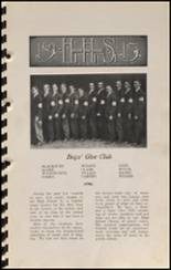 1915 Hennessey High School Yearbook Page 74 & 75