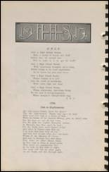 1915 Hennessey High School Yearbook Page 76 & 77