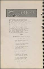 1915 Hennessey High School Yearbook Page 84 & 85