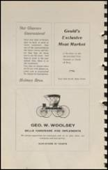 1915 Hennessey High School Yearbook Page 96 & 97