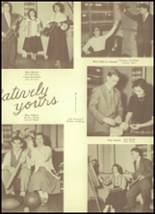 1950 Nott Terrace High School Yearbook Page 56 & 57
