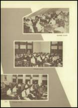 1950 Nott Terrace High School Yearbook Page 72 & 73