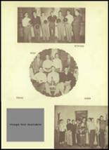 1950 Nott Terrace High School Yearbook Page 84 & 85
