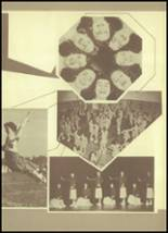 1950 Nott Terrace High School Yearbook Page 86 & 87