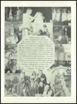 1955 Queen Anne High School Yearbook Page 16 & 17