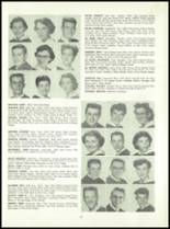 1955 Queen Anne High School Yearbook Page 24 & 25