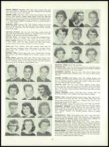 1955 Queen Anne High School Yearbook Page 26 & 27