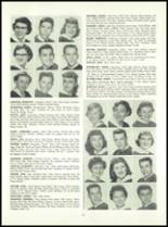 1955 Queen Anne High School Yearbook Page 32 & 33