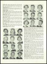 1955 Queen Anne High School Yearbook Page 34 & 35