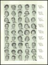 1955 Queen Anne High School Yearbook Page 40 & 41