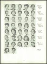 1955 Queen Anne High School Yearbook Page 44 & 45