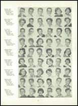 1955 Queen Anne High School Yearbook Page 46 & 47