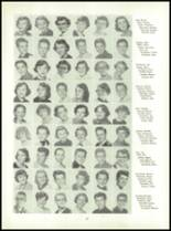 1955 Queen Anne High School Yearbook Page 48 & 49