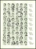 1955 Queen Anne High School Yearbook Page 50 & 51