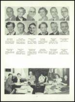 1955 Queen Anne High School Yearbook Page 60 & 61