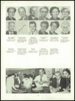 1955 Queen Anne High School Yearbook Page 62 & 63