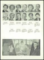 1955 Queen Anne High School Yearbook Page 64 & 65
