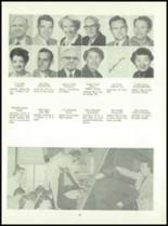 1955 Queen Anne High School Yearbook Page 66 & 67